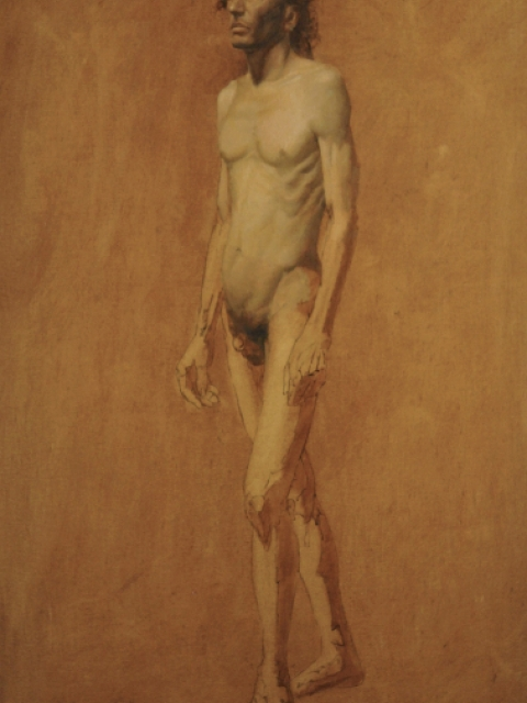 bob_silverman_painting_figure_14