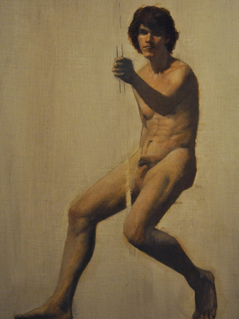 bob_silverman_painting_figure_16