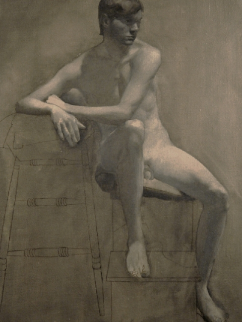 bob_silverman_painting_figure_3