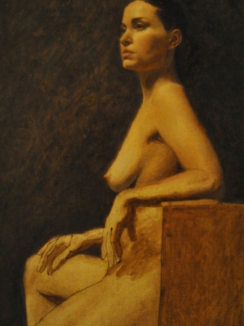 bob_silverman_painting_figure_4